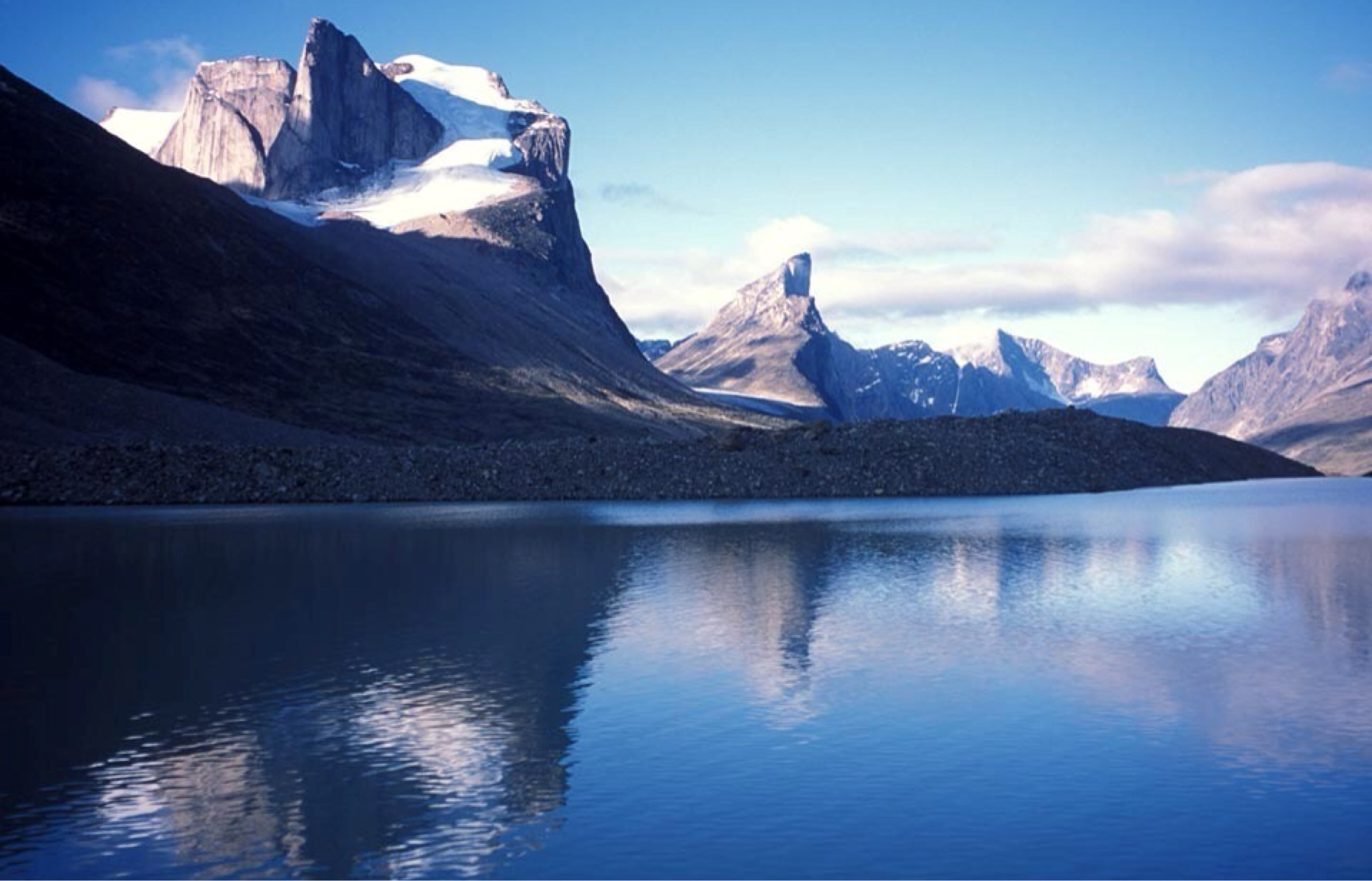 Baffin Island The Largest Island In Canada And Fifth